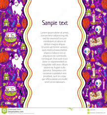 halloween patern background halloween pattern background stock illustration image 50451061