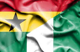 Nigerian Flag Ghana Celebrates Nigerian Relationship At 60th Independence Day