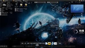 theme download for my pc my rainmeter desktop by crucafix on deviantart