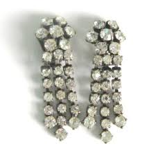 50s earrings clip on earrings feel the jewels news