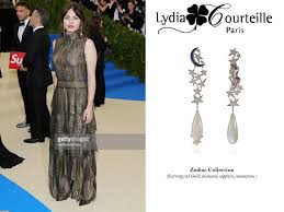 gala earrings news lydia courteille