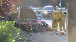 video paul walker death crash caught on camera by couple who