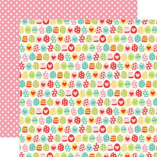easter wrapping paper happy easter collection by echo park paper