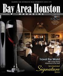 bay area houston magazine may 2014 by bay group media issuu