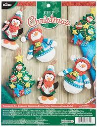 100 seasonal home decorations bucilla seasonal felt 40 best felt applique kits images on pinterest felt applique