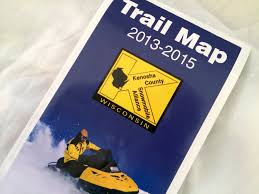 Wisconsin Snowmobile Trails Map by Get A Kenosha County Snowmobile Trail Map Prairieriders Net