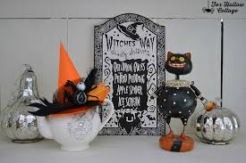Halloween Home Decorating Spooky Chic Halloween Home Decorating