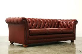 Chesterfield Sofa Los Angeles Vintage Leather Sofa Los Angeles Blitz