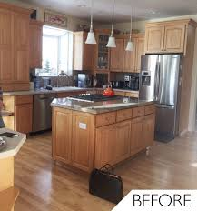 Dura Supreme Crestwood Cabinets Kitchen Remodel With Dura Supreme Cabinetry Kitchen Makeover In