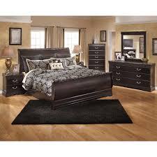 King Sleigh Bed 5 Pc Bedroom Package