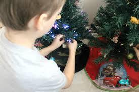 Christmas Tree Advent Decorate A Christmas Tree Advent Calendar Activity