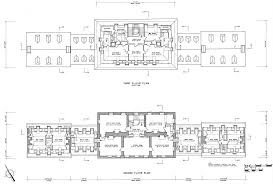 floor plans and elevations carters grove mansion williamsburg