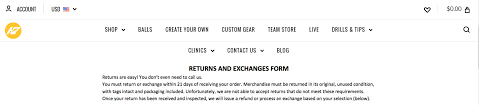 how to write an ecommerce return policy template included