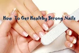 how to get healthy strong nails polish colors art designs gel
