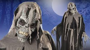 Crypt Keeper Halloween Costume Scary Crypt Crawler Costume
