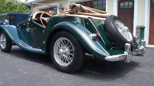mg sold 1955 mg tf1500 for sale british racing green rotisserie