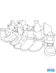 german boots filled with gifts coloring pages hellokids com