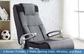 Pedestal Gaming Chairs Best Video Game Chairs X Rocker Gaming Chair