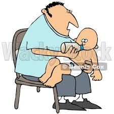 child sitting clipart free rf clipart illustration of a father sitting in a chair and