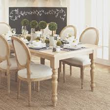 dining room creative white washed dining room chairs decoration