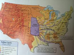 Hernando De Soto Route Map by The American Indian Experience 7th Grade Humanities