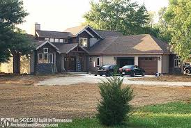 house plan 54205hu comes to life in indiana