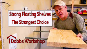 what of wood is best for shelves strong floating shelves the strongest option