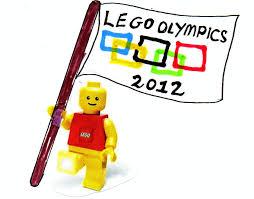 Flag Ideas Lego London 2012 Olympic Minifigures Brickultra