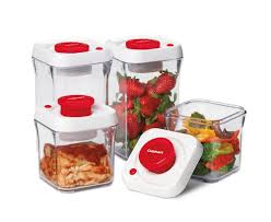 red kitchen canister set food storage container reviews best food storage containers