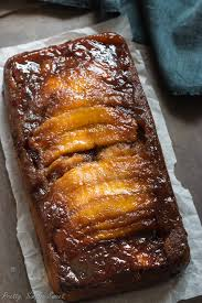 caramel banana upside down cake pretty simple sweet