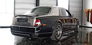 roll royce indonesia mansory rolls royce phantom limo and phantom drophead coupe are