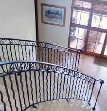 Wrought Iron Banister Fencing Lexington Ky Myer U0027s Fencing Inc Wrought Iron Railings