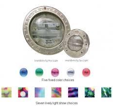 12v Led Pool Light Intellibrite 5g Color Led Pool Light Low Voltage 12v 100 Ft