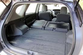 toyota prius luggage capacity 2013 toyota prius v our review cars com