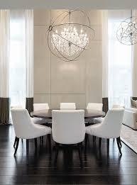 Modern White Dining Room 25 Best Verlichting Images On Pinterest Lighting Design