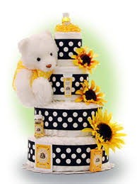 lil baby shower gender neutral cakes sunflower baby showers baby shower