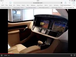 Cirrus Sf50 Interior Aircraft Design Why Are The Cockpit Controls Of Airplanes So