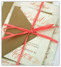 top 10 coral wedding invitations elegantweddinginvites - Coral Wedding Invitations