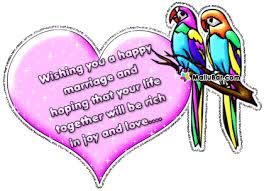wedding wishes gif happy married gif