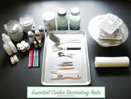 Essential Tools For Cake Decorating Good Things By David Essential Cookie Decorating Tools