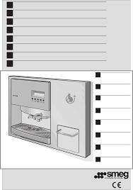 smeg coffeemaker scm1 user guide manualsonline com