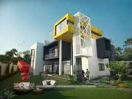 Home Design 3d Expert by Ultra Modern Home Designs Home Designs Architectural 3d Villa
