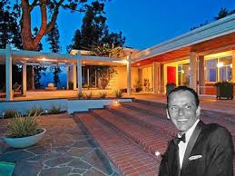 frank sinatra house frank sinatra house images house of the day frank sinatra s california party house hits the