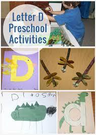letter d preschool activities jpg