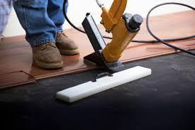 prevent gaps in wood flooring the winter