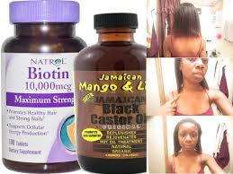essential oils for hair growth and thickness aug 23rd i started a biotin and castor oil challenge for hair