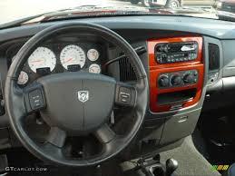 Dodge Ram Interior - 2005 dodge ram 1500 slt daytona regular cab 4x4 interior photo