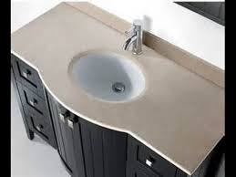 Deep Bathroom Sink by 18 Deep Bathroom Vanity Youtube