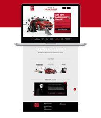 nissan indonesia march invashion devi natalia freelance web designer jakarta