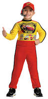 Halloween Costume 3t Lightning Mcqueen Std 3t 4t Lightning Mcqueen Race Car Driver